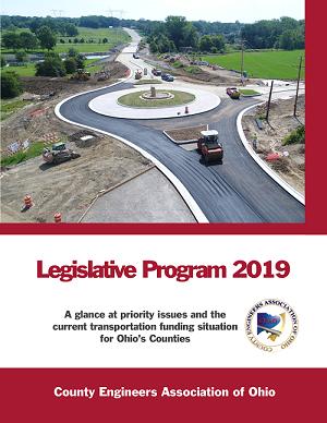Ohio County Engineers Release 2019 Legislative Priorities